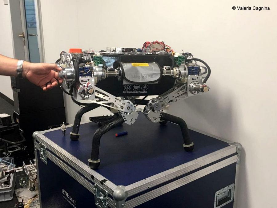 robotica eth zurigo svizzera politecnico