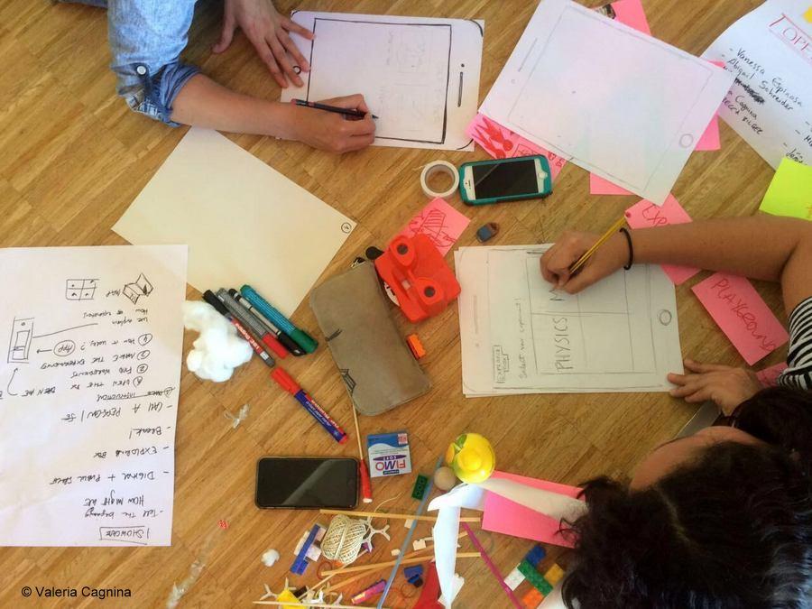 Design Thinking e Service Design alla Jam di Monaco
