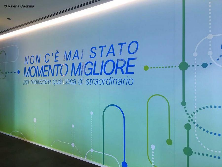 Valeria Cagnina speaker a Cisco Milano