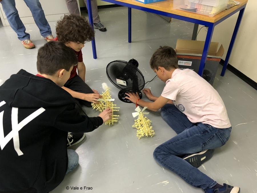 Laboratori a Lugano Ated4kids attività costruzione