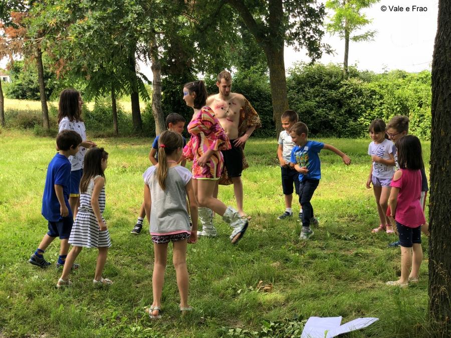 Alla scoperta del Giroscopio attività bambini