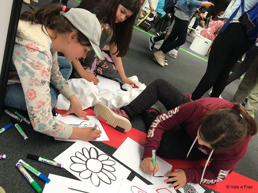 MakersTown 2018: fiera maker a Bruxelles disegni