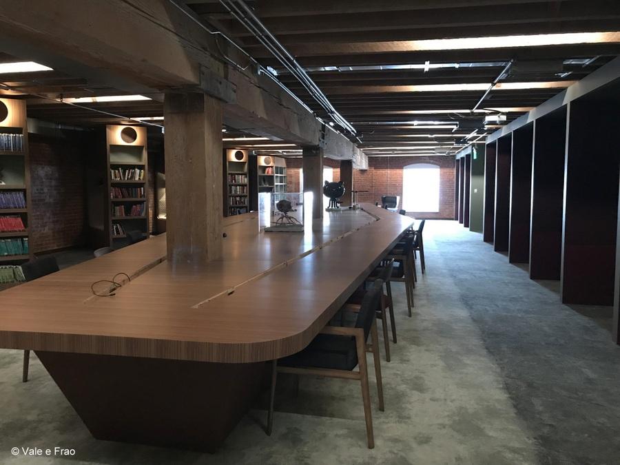 Visitare gli uffici di Github a San Francisco California biblioteca