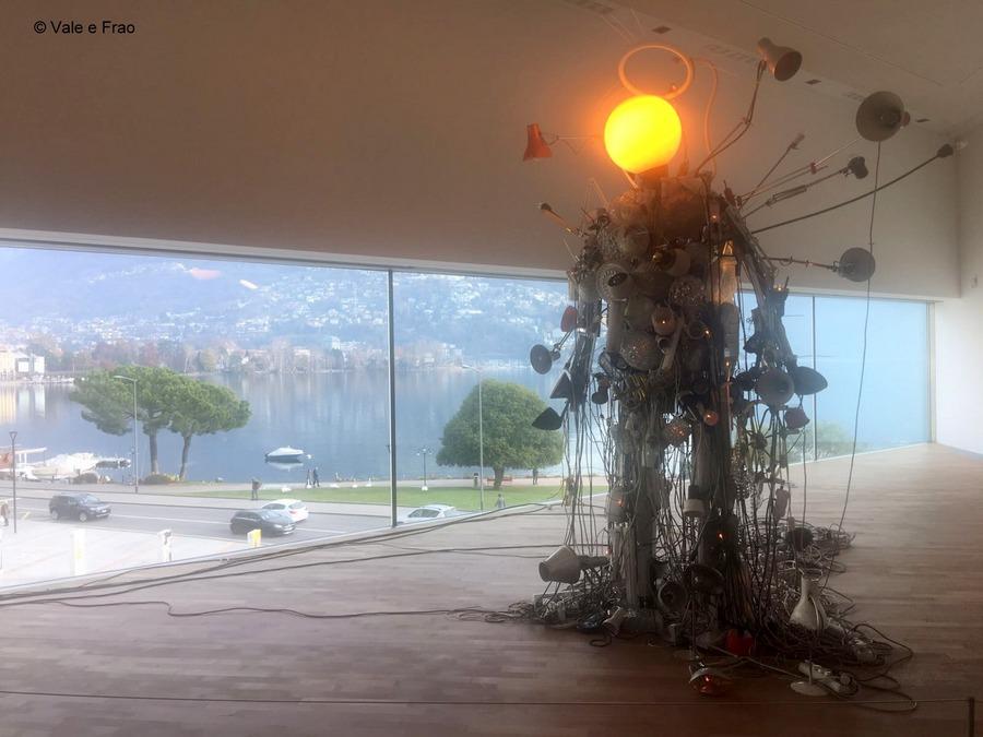 Robot arte moderna
