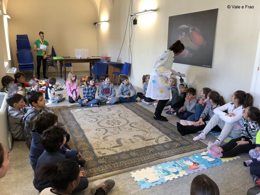 Laboratori di robotica per bambini al museo di Asti divertimento