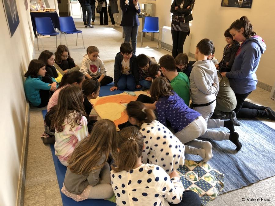 Laboratori di robotica per bambini al museo di Asti collaborano