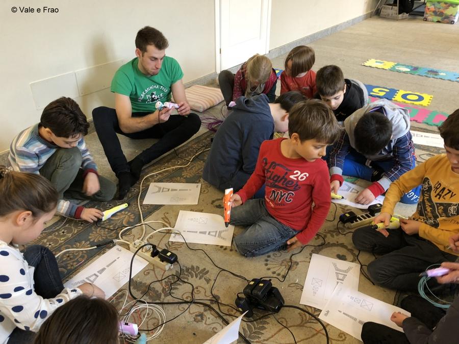 Laboratori di robotica per bambini al museo di Asti scoprire
