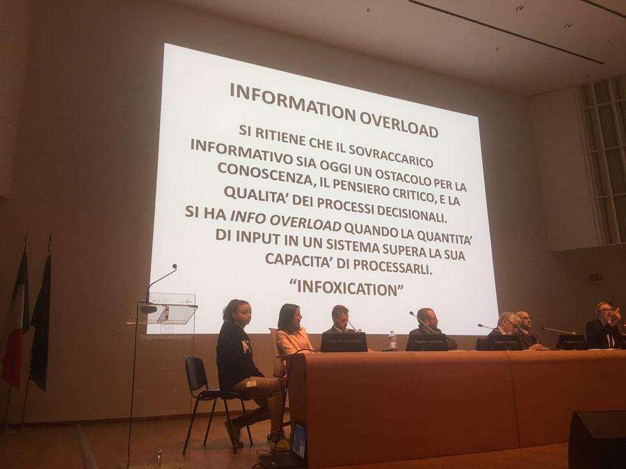 Valeria Cagnina speaker alla maratona digitale con Michele Puglisi