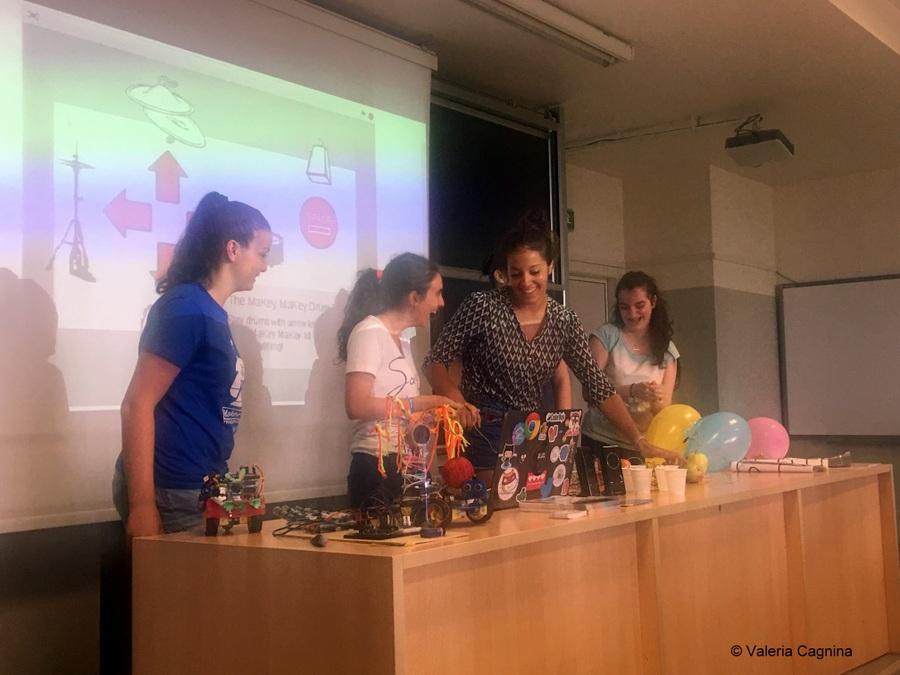 my robots in modena valeria cagnina university