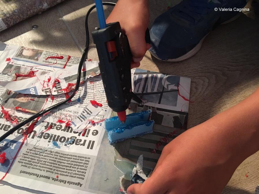 I miei summer camp di robotica ad Alessandria valeria cagnina