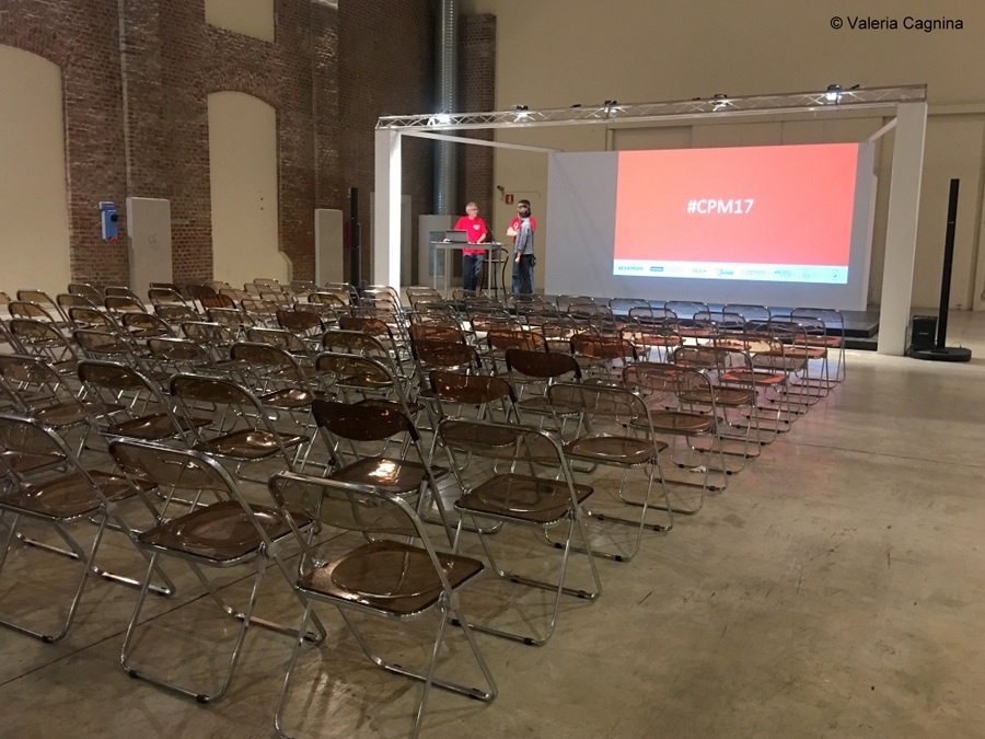 Coolest Projects Milano coderdojo valeria cagnina