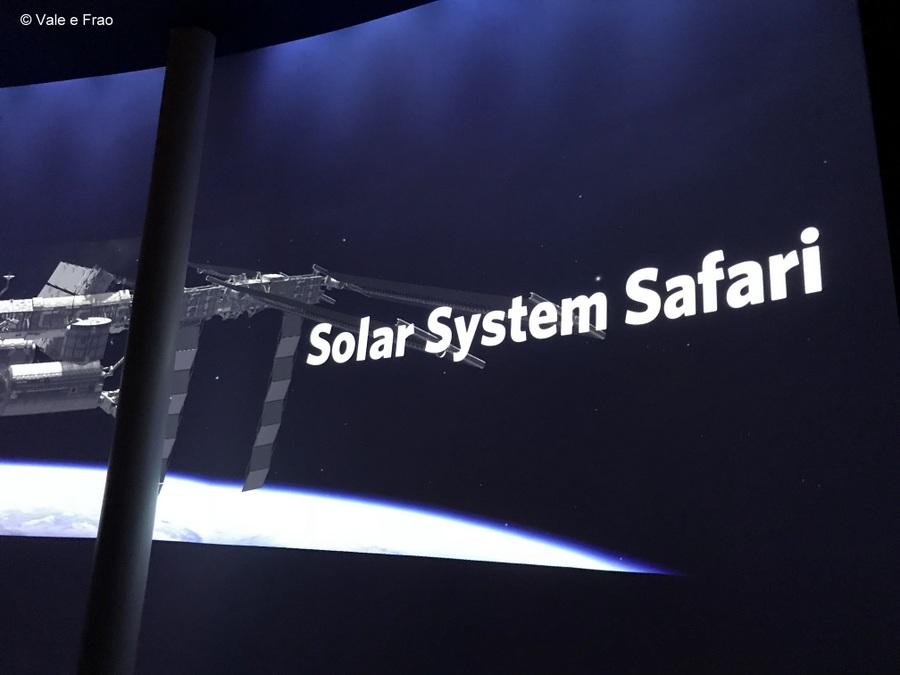 Visitare l' Accademia della Scienza a San Francisco in California solar