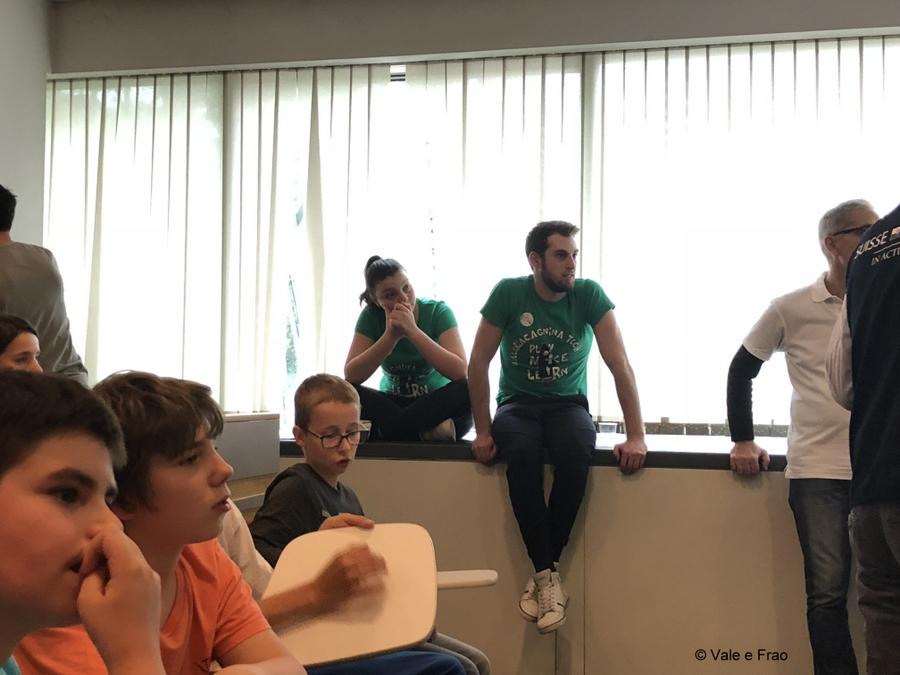 Laboratori a Lugano Ated4kids attività programma