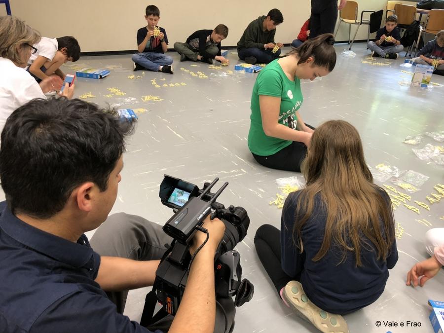 Laboratori a Lugano Ated4kids video attività