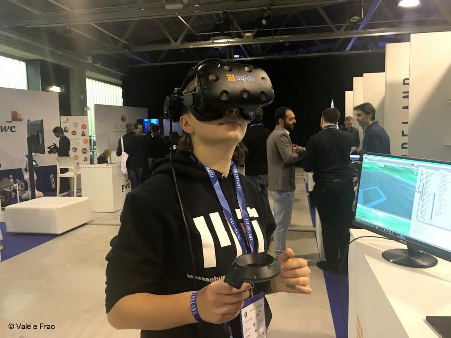 speaker futureland tag milano evento robotica valeria cagnina realtà virtuale