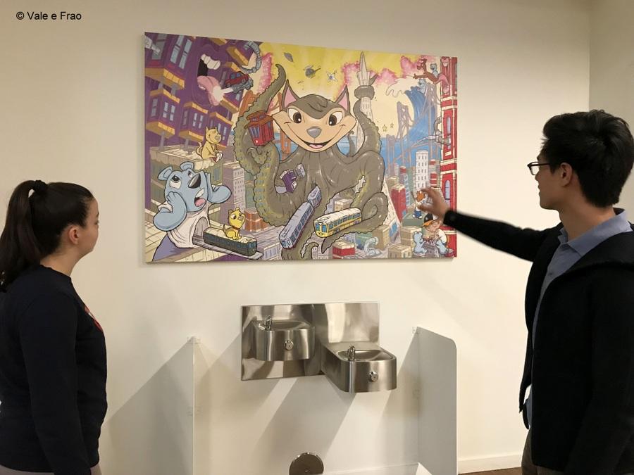 Github a San Francisco California arte design e innovazione