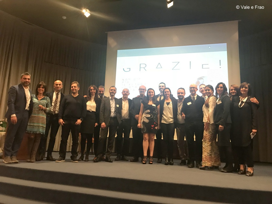 Conferenza a Lugano: sono speaker. Sul palco io e tantissimi ospiti importanti
