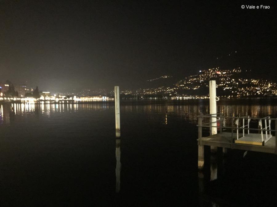 Serata a Lugano