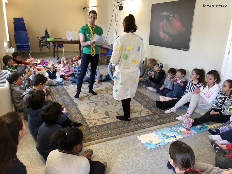 Laboratori di robotica per bambini al museo di Asti divertiti