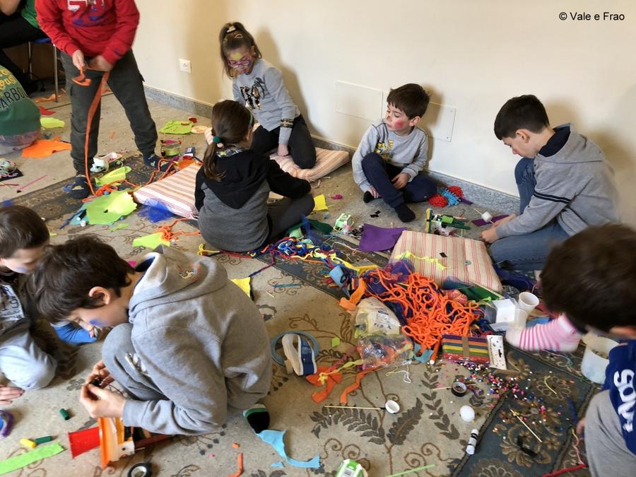 Laboratori di robotica per bambini al museo di Asti laboratorio rana